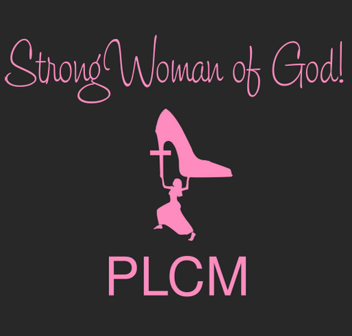 Promise Land Church Ministries shirt design - zoomed
