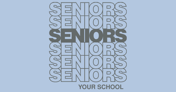 seniors 2021 tie dye