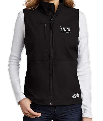 The North Face Women's Castle Rock Soft Shell Vest - TNF Black