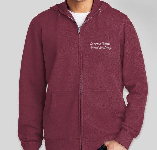 Love, Save, Rescue, Adopt Jacket Fundraiser - unisex shirt design - front