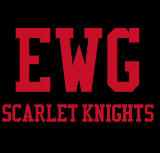 EWG Sweatpants shirt design - zoomed