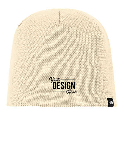 The North Face Mountain Beanie - Vintage White