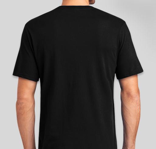 MAWS 2021 T-Shirt Fundraiser Fundraiser - unisex shirt design - back