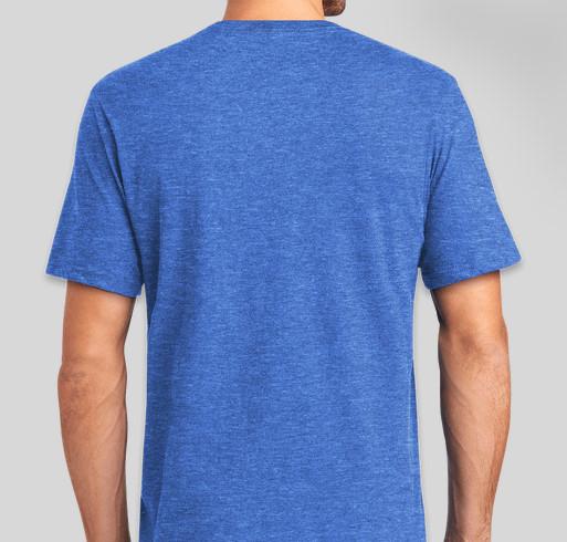 The Wiffle®Ball Championship 2021 Fundraiser - unisex shirt design - back