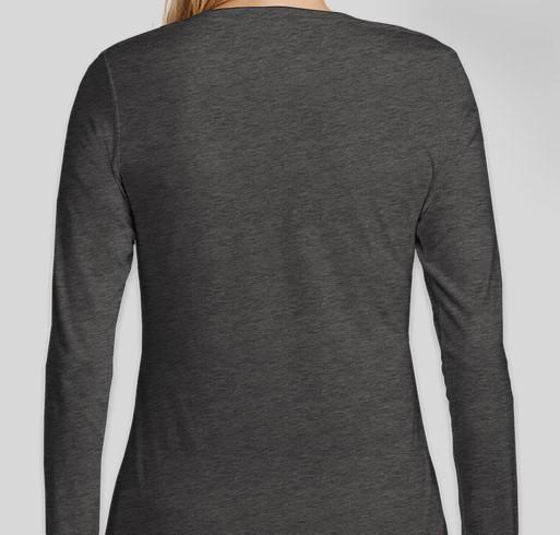 Brewability Pizzability Fundraiser - unisex shirt design - back