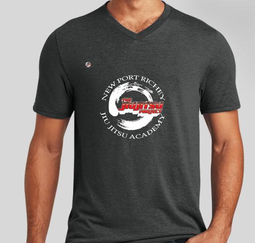 District Tri-Blend V-Neck T-shirt