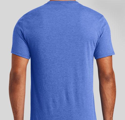 Mens & Womens - Spring - 2021 Fundraiser - unisex shirt design - back