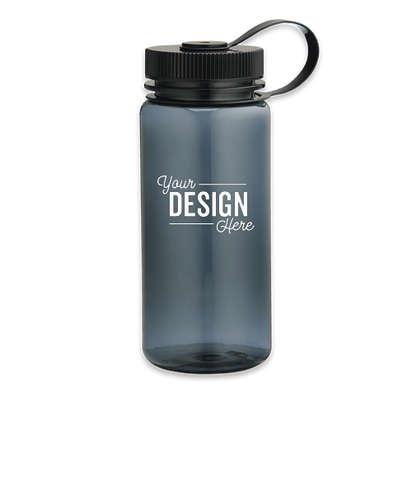 21 oz. Montego Water Bottle - Transparent Black