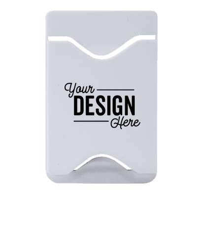 V.I.P. Phone Wallet - White