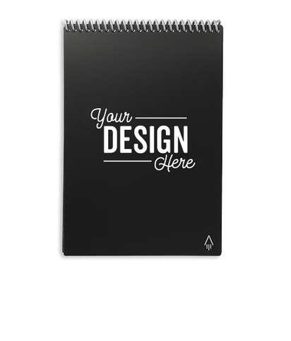 RocketBook Letter Flip Notebook Set - Black