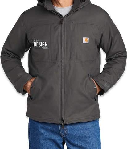 Carhartt Full Swing Cryder Jacket  - Shadow Grey