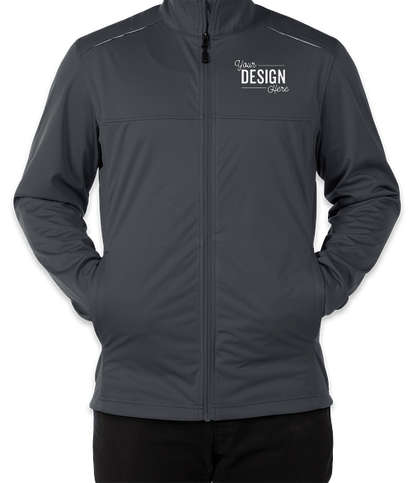 Stormtech Greenwich Soft Shell Jacket - Dolphin