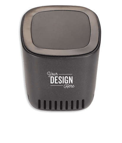Jack Bluetooth Speaker and Wireless Charging Pad - Black