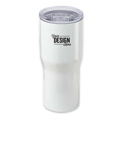 20 oz. Urban Peak Vacuum Insulated Tumbler - White