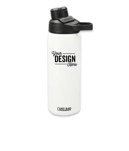 CamelBak 20 oz. Chute Mag Copper Vacuum Insulated Water Bottle - White