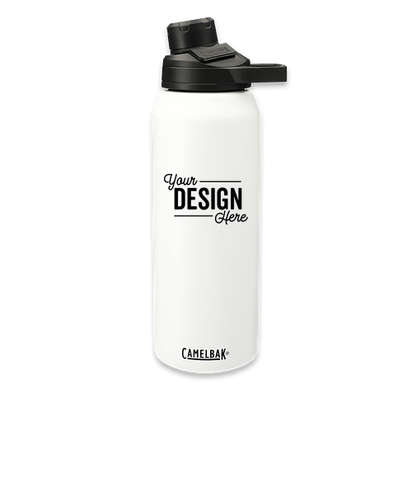 CamelBak 32 oz. Chute Mag Copper Vacuum Insulated Water Bottle - White
