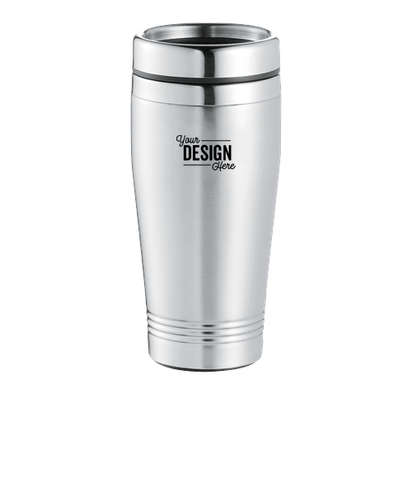16 oz. Everest Tumbler - Silver
