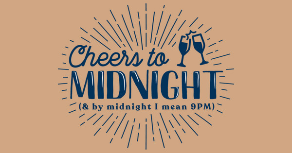 Cheers to Midnight