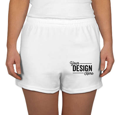 Soffe Cheer Shorts - White