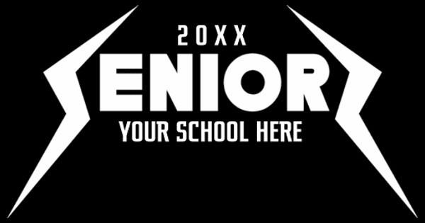 Metallica Seniors