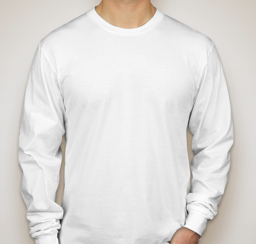American Apparel Long Sleeve T-shirt - White