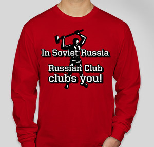 Russian Club Clubs You!
