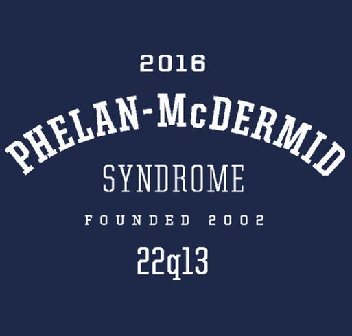 PHELAN LUCKY 2016 shirt design - zoomed