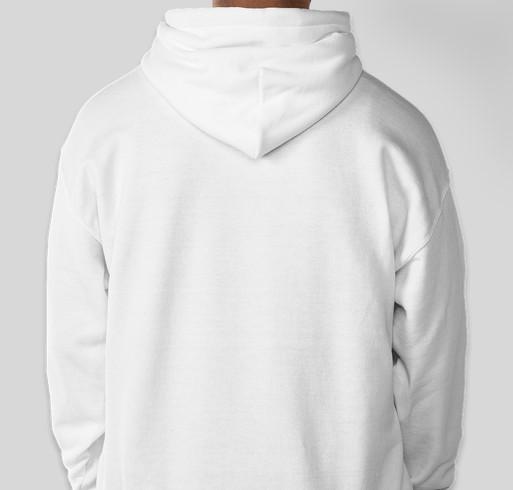Visually Impaired Bowlers Fundraiser - unisex shirt design - back