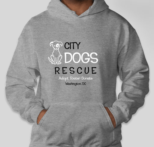Ethan loves dogs! Fundraiser - unisex shirt design - front