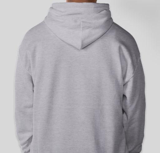 HiLyfe Enertainment & Clothing Company Fund Raiser Fundraiser - unisex shirt design - back