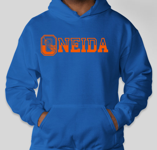 Show your Oneida Pride Fundraiser - unisex shirt design - front