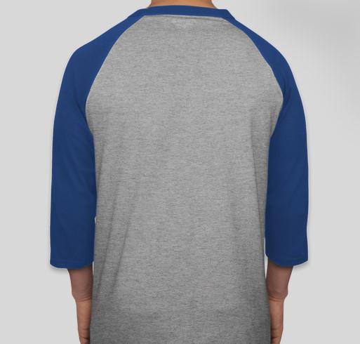 Wreaths Across America 2017 Fundraiser - unisex shirt design - back