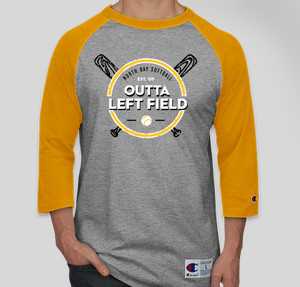 4acecac682d Baseball T-Shirt Designs - Designs For Custom Baseball T-Shirts - Free  Shipping!