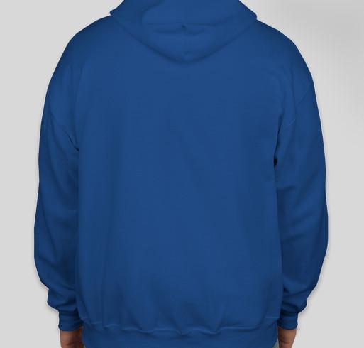 Hearst Elementary School PTA Fundraiser - unisex shirt design - back