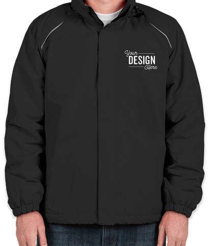 Canada - Core 365 Fleece Lined All-Season Jacket - Black