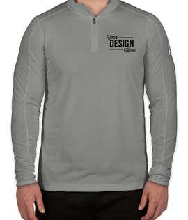 Under Armour Tech Quarter Zip Performance Shirt