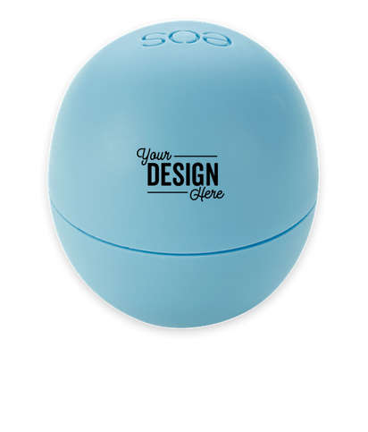 Eos Smooth Sphere Lip Moisturizer - Blue (Blueberry Flavor)
