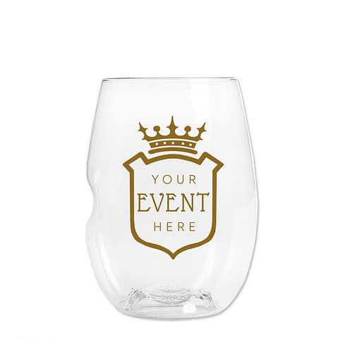 Govino 16 oz. Plastic Wine Glass