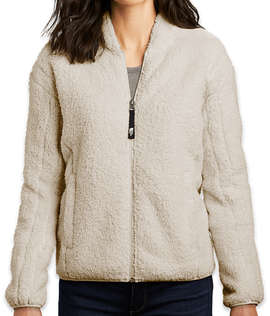 The North Face Women's High Loft Full Zip Fleece Jacket