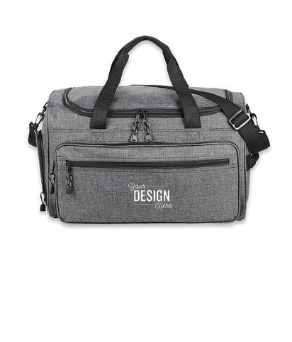 Excel Sport Duffel Bag - Charcoal