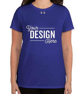 Under Armour Women's Locker Performance Shirt 2.0