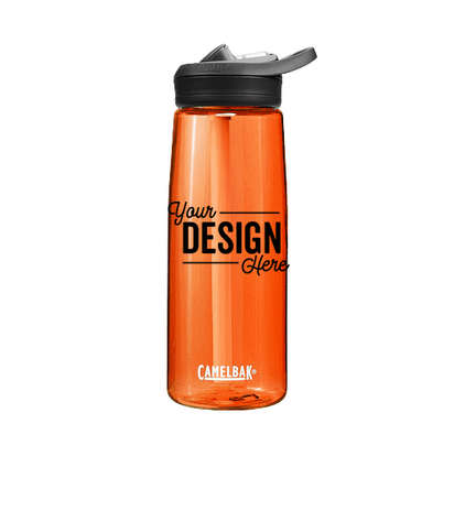 CamelBak 25 oz. Tritan Eddy Water Bottle - Lava