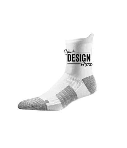 Classic Mid Length Socks - White