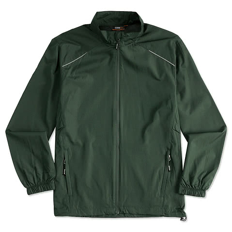 Core 365 Lightweight Full Zip Jacket