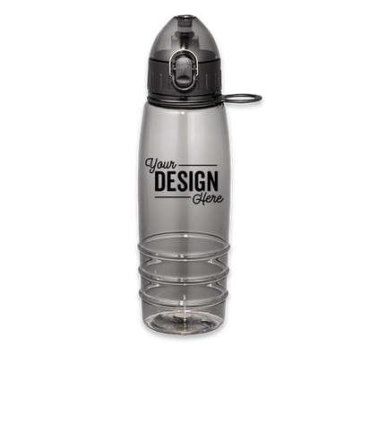 22 oz. Marathon Tritan Water Bottle - Black