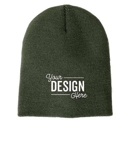 Carhartt Acrylic Knit Hat - Dark Green