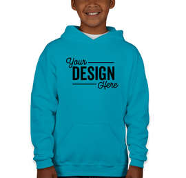 Jerzees Youth Nublend 50/50 Pullover Hoodie