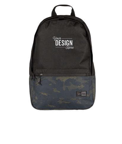 New Era Legacy Backpack - Black / Mythic Camo