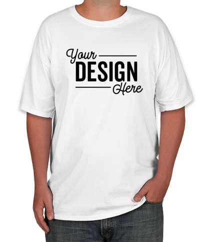 Hanes Tall Beefy T-shirt - White