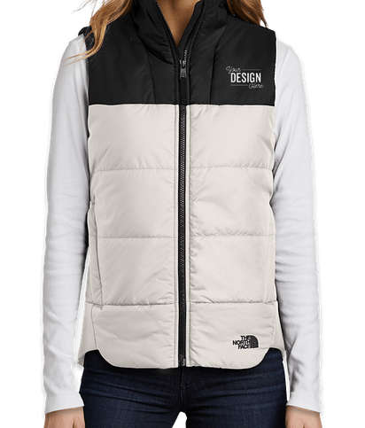 The North Face Women's Everyday Insulated Vest - Vintage White
